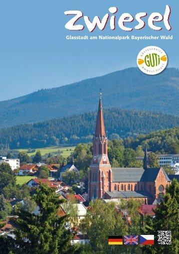 Zwieseler Gastgeberverzeichnis 2014