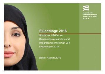 Flüchtlinge 2016