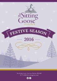 The Festive Season 2016