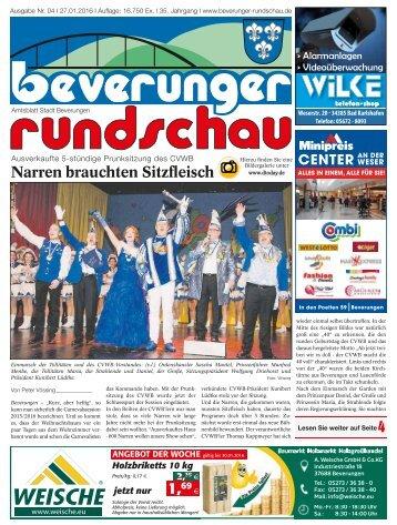 Beverunger Rundschau 2016 KW 04