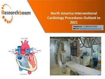 North America Interventional Cardiology Procedures Outlook to 2021