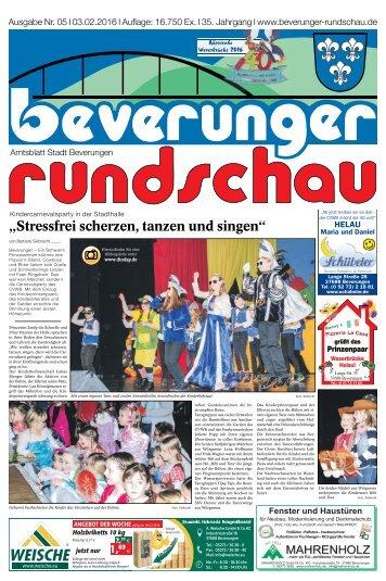 Beverunger Rundschau 2016 KW 05