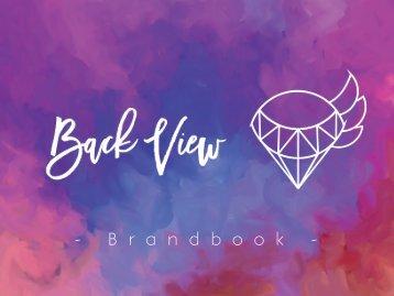 Back View - Brandbook e Criação de Marca