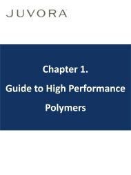 Chapter 1. Guide to High Performance Polymers