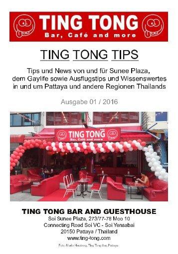 TING TONG TIPS