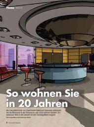 So wohnen Sie in 20 Jahren - Wohnblog.ch