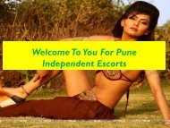 call to pune independent escorts for dating and hotly relationship