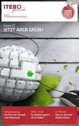 ITEBO ganz nah Ausgabe 2013 03