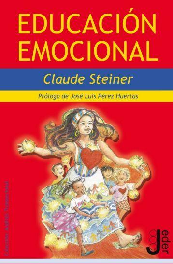 educación emocional - Jeder Libros