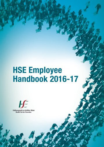 HSE Employee Handbook 2016-17