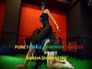 SHIKHA PUNE FEMALE CAMPAIGN SERVICES