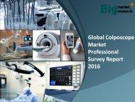 Global Colposcope Market Growth & Demand 2016