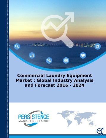 Commercial Laundry Equipment Market