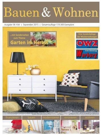 Bauen & Wohnen 2015 KW 39