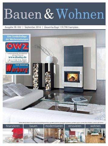 Bauen & Wohnen 2014 KW 38
