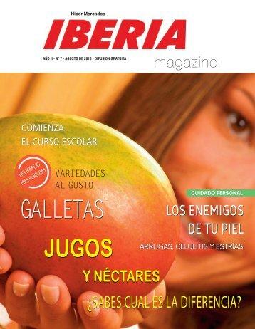Iberia Magazine Nº 7 Edición Digital