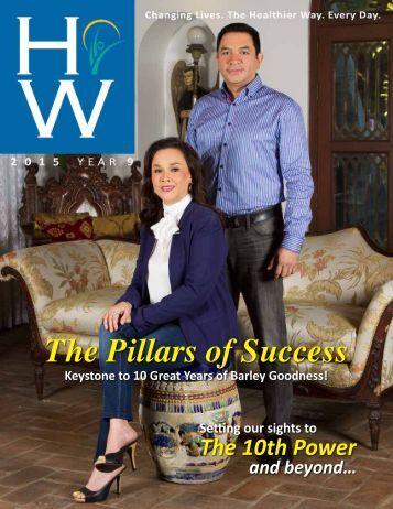 Magazine HealthWealth 2015