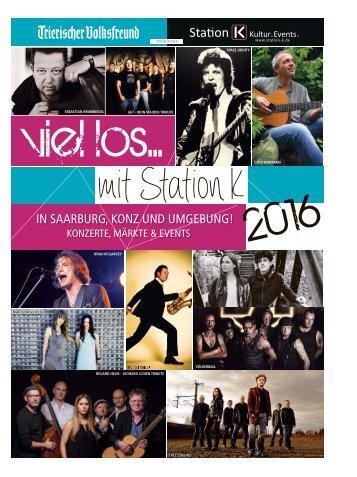 Viel los...mit Station K 2016