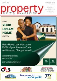 Property News Magazine - Edition 365 - 19 August 2016
