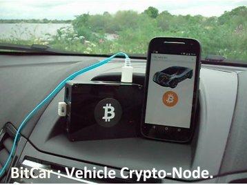 BitCar  Vehicle Crypto-Node