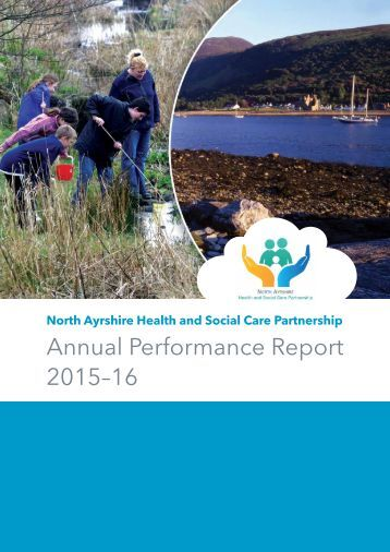 Annual Performance Report 2015–16
