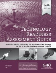 Technology Readiness Assessment Guide