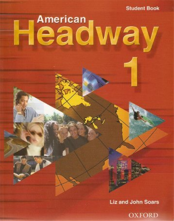 American Headway 1 Student's Book