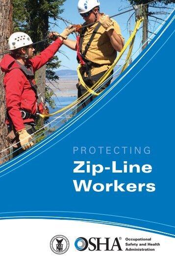 Zip-Line Workers