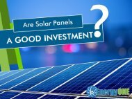 Are Solar Panels a Good Investment – Reveal Now!