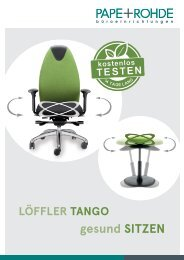 Ergonomischer Bürostuhl Löffler Tango