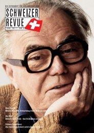swiss - Schweizer Revue