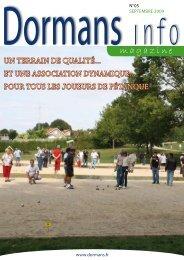 magazine - Dormans
