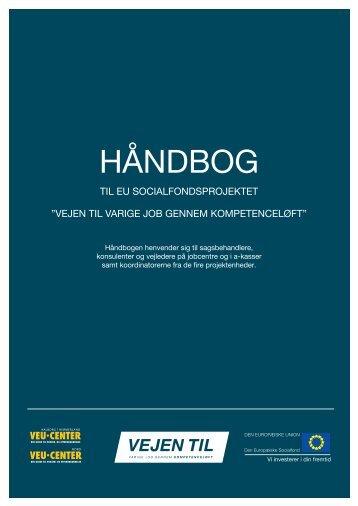 Håndbog til Vejen til varige job via kompetenceløft