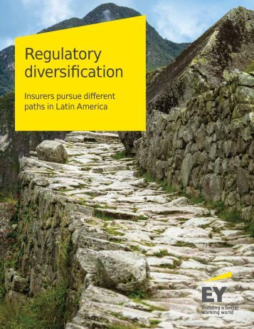 Regulatory diversification