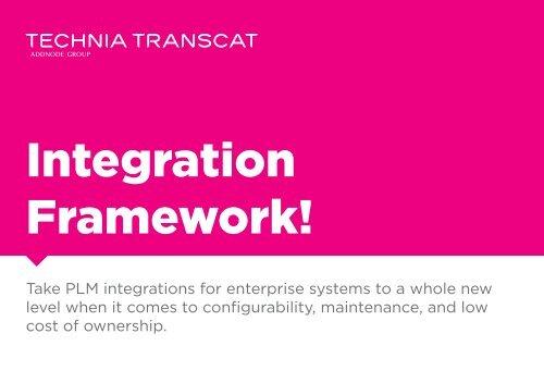 TechniaTranscat Integration Framework