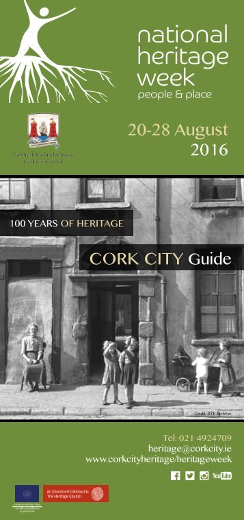 20-28 August 2016 Cork City