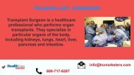 Transplant Surgeons email address list help marketers to reach their targets easily