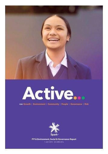 Active..