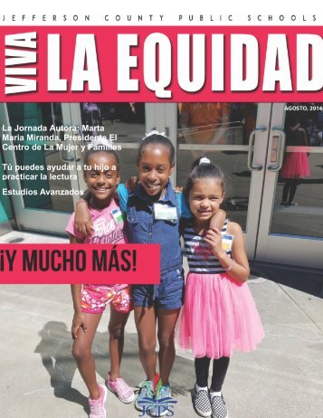 Viva La Equidad Augusto, 2016