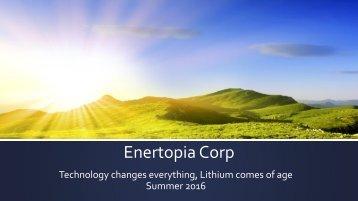 Enertopia Corp