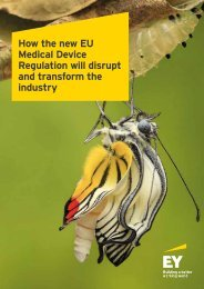 How the new EU Medical Device Regulation will disrupt and transform the industry