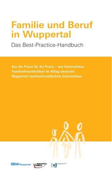 Best Practice Handbuch - Stadt Wuppertal