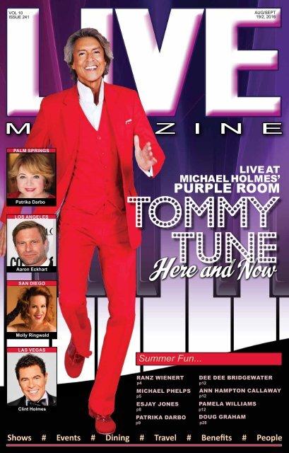 LIVE Magazine #241 August 19 thru September 2, 2016