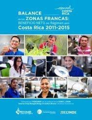Costa Rica 2011-2015
