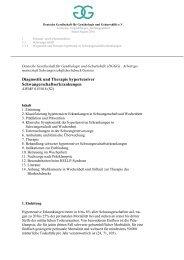 Diagnostik und Therapie hypertensiver ... - DGGG