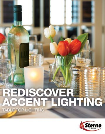 REDISCOVER ACCENT LIGHTING
