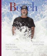Beach Magazine July 2016