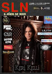 SOUNDS LIKE NEW Nº 43 (HEAVY ROCK FANZINE)