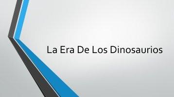 La Era De Los Dinosaurios 1
