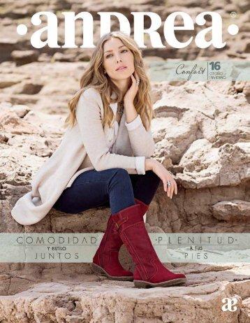 Andrea Confort - Otoño invierno '16